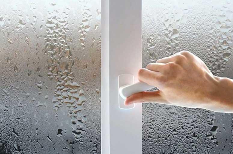 come eliminare umidità in casa