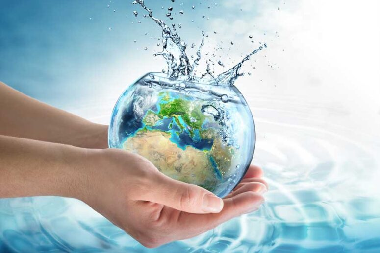 Come riciclare l'acqua del condizionatore
